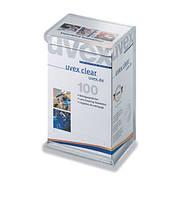 Влажные салфетки UVEX для протирки очков 9963.000