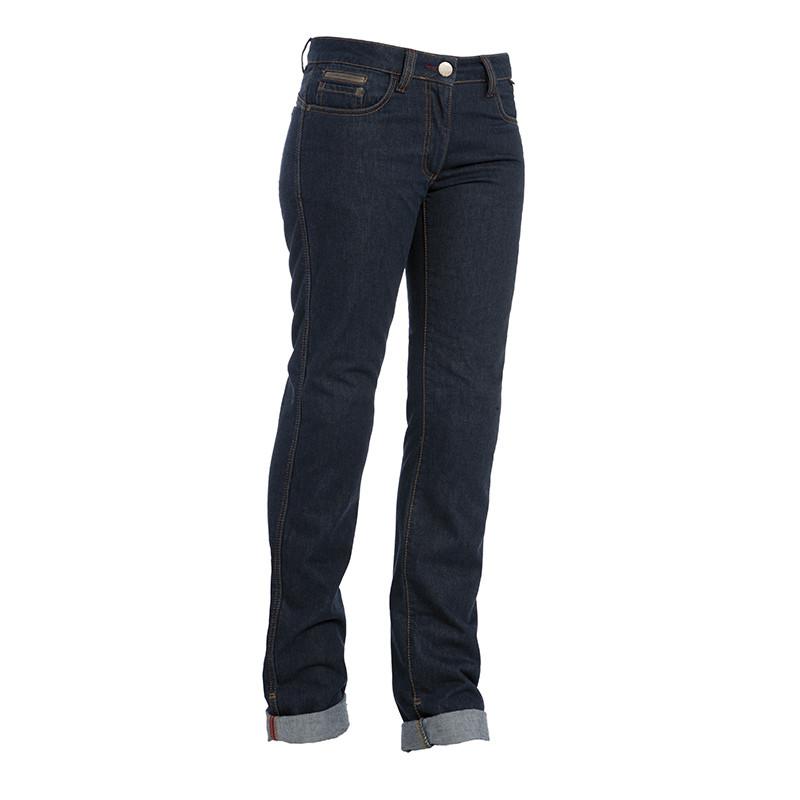 Джинсовые брюки SEGURA LADY JULYS blue р. T1 (с кевларовыми вставками)