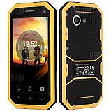 Противоударный защищённый телефон W6. Противоударный защищённый смартфон, фото 2