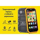 Противоударный защищённый телефон W6. Противоударный защищённый смартфон, фото 5