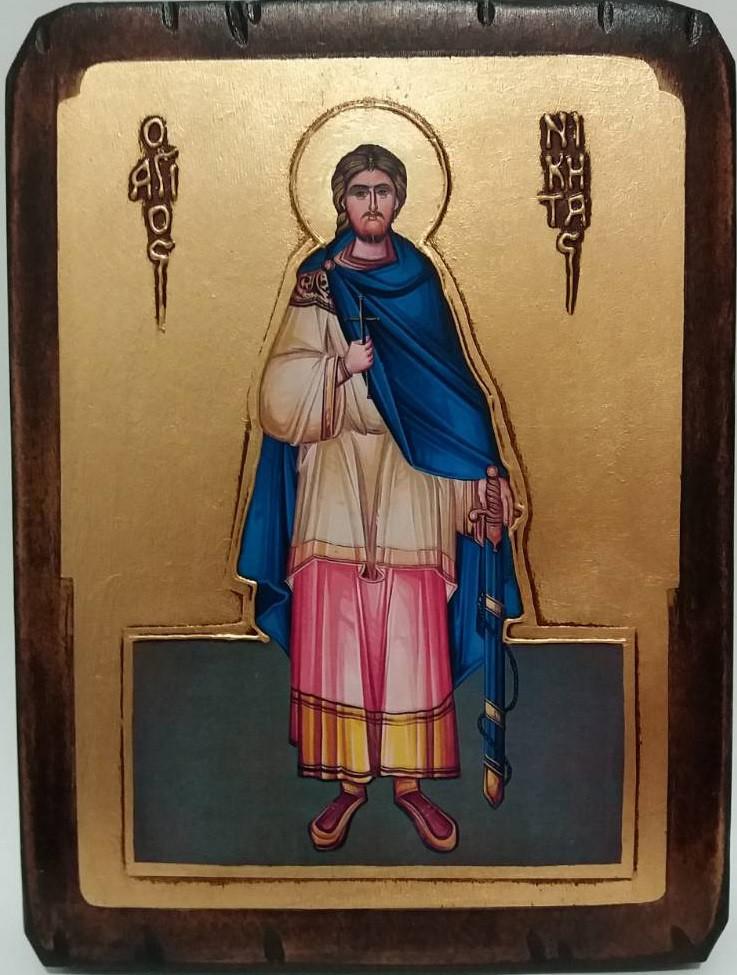 Икона Святой Никита