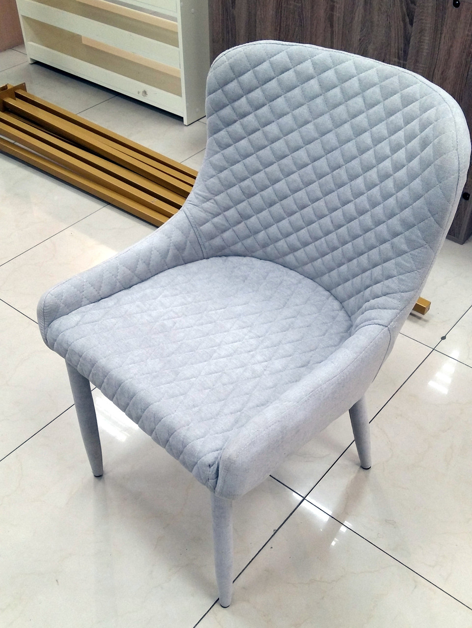 Кресло Tennessee (Теннесси) MC - 15 Евродом, цвет серый
