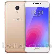 MEIZU M6 2+16Gb gold Global Version, фото 2