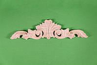 Код ДГ 37.Деревянный резной декор для мебели. Декор горизонтальный, фото 1