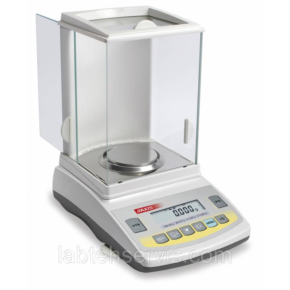 Аналитические весы AXIS ANG 220C