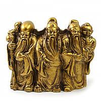 """Боги каменная крошка """"бронза"""" (8,5х7х2 см)"""
