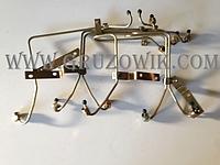 Топливопровод комплект Howo, Hania Sinotruk, Foton AC3251/2 WD615 Евро2 VG1560080278