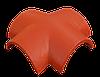 Соединитель четырех ребер ONDO Terracotta (терракотовый)