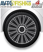 Ковпаки на колеса. Колпаки колесные ARGO R16 Lemans  SILVER/BLACK