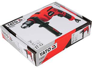 Ударная электродрель Yato YT-82035, фото 3