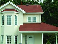 Мягкая черепица IKO Armourglass Tile Red