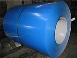 Гладкий лист с полимерным покрытием RAL 8017 0,45 мм . Глянец, фото 5