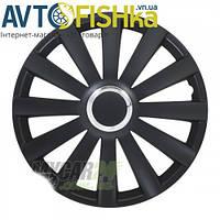 Ковпаки на колеса. Колпаки колесные ARGO R16  SPYDER PRO BLACK