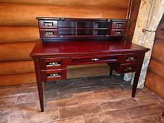 Секретер из массива дерева  РКБ-Мебель, цвет на выбор