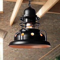 Светильник Loft Vintage Industrial Retro ( HOLEY PENDANT ), фото 1