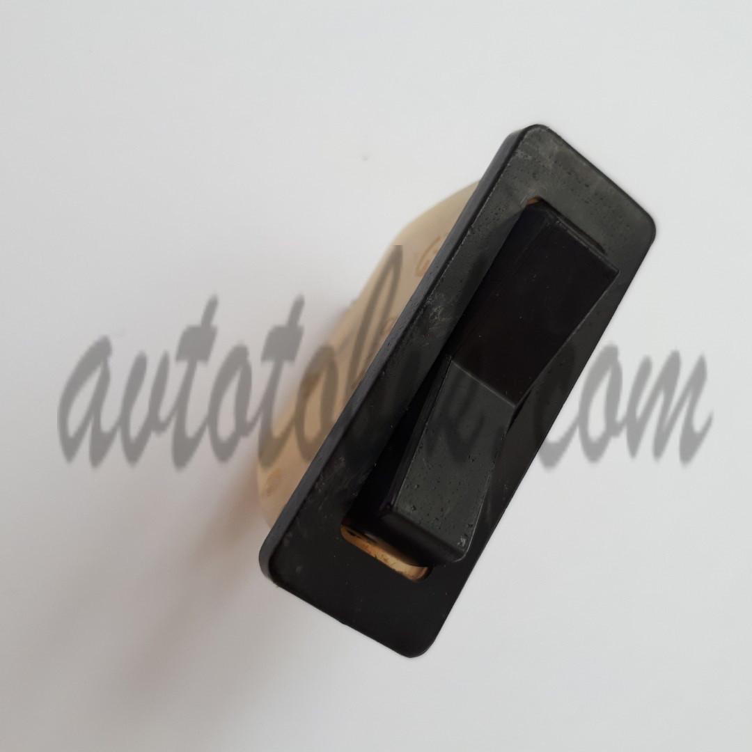 Кнопка включения отопителя ВК 408 ВАЗ 2101, 2106 Китай (1 шт.)