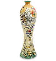 Фарфоровая ваза Pavone 41 см JP-24/ 3