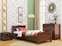 Деревянная односпальная кровать Венеция Эстелла, магазин МК