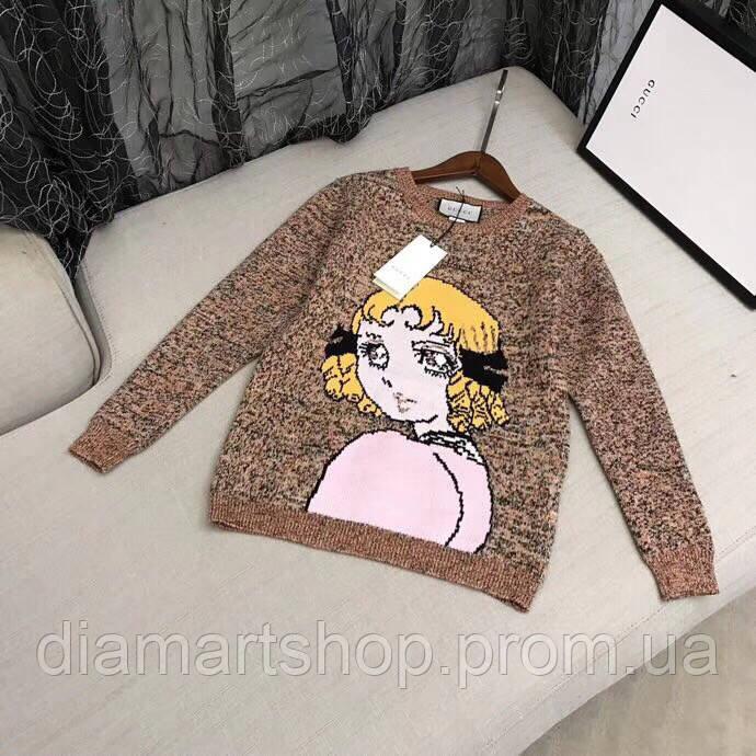 145b7c22e7ad Свитер Gucci, цена 2 000 грн., купить в Луцке — Prom.ua (ID 737655801)