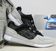 Мужские кроссовки Asics Gel Lyte черный серый О.10821 562e9c6293986