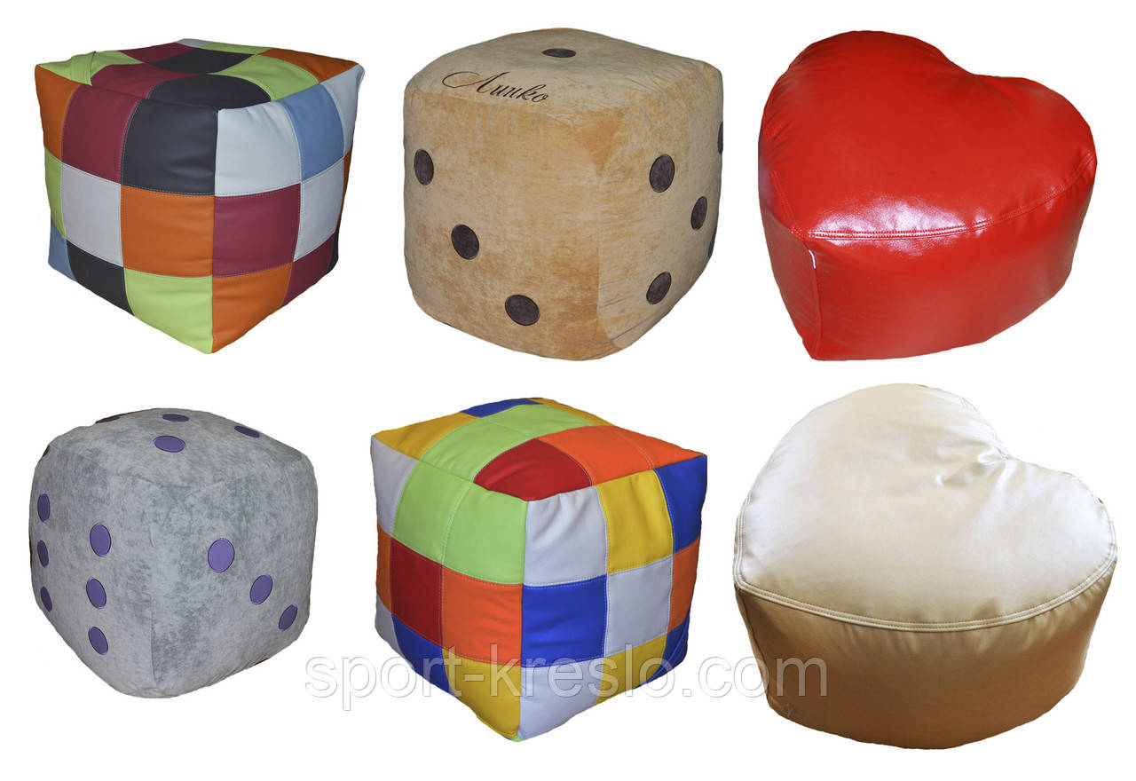 бескаркасная мебель кресло мяч пуф мешок мягкая мебель для детей