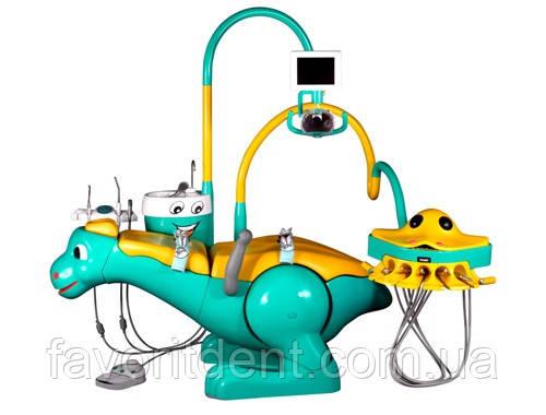 Стоматологическая установка GRANUM TS8830(СII) NaviStom