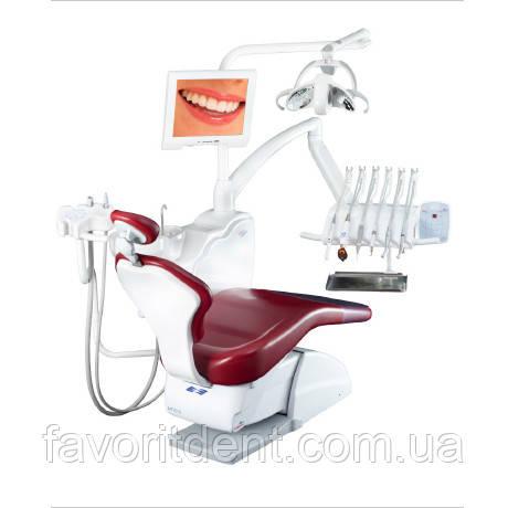 Стоматологическая установка Nice Glass (Miglioniko, Италия)