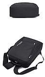 Рюкзак Fularuishi городской с USB, фото 5