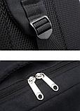 Рюкзак Fularuishi городской с USB, фото 6