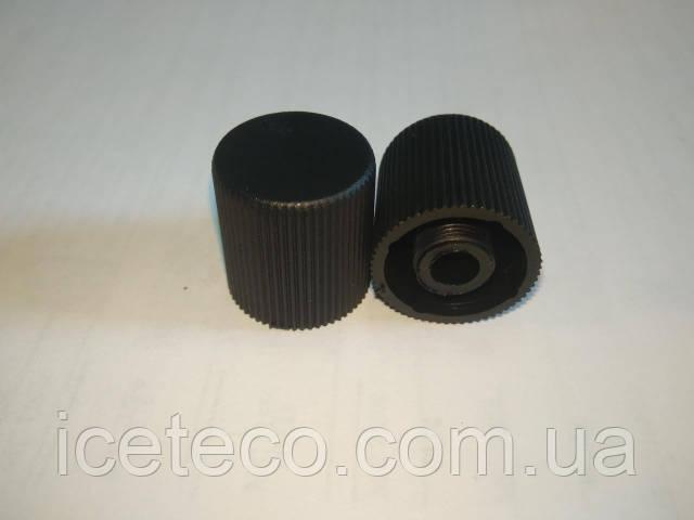 Заглушка пластиковая чёрная HP М10*0.75 Gamela 50247