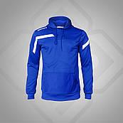 Hoodie с капюшоном BestTeam Cordoba HD-16011 голубое