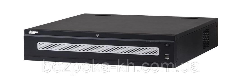 64-канальный 4K сетевой видеорегистратор Dahua DH-NVR608-64-4KS2