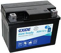 Аккумулятор АКБ 3Ah AGM EXIDE SLA12-4 (AGM12-4)