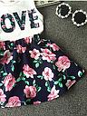 Комплект майка+ юбка на девочку, фото 3