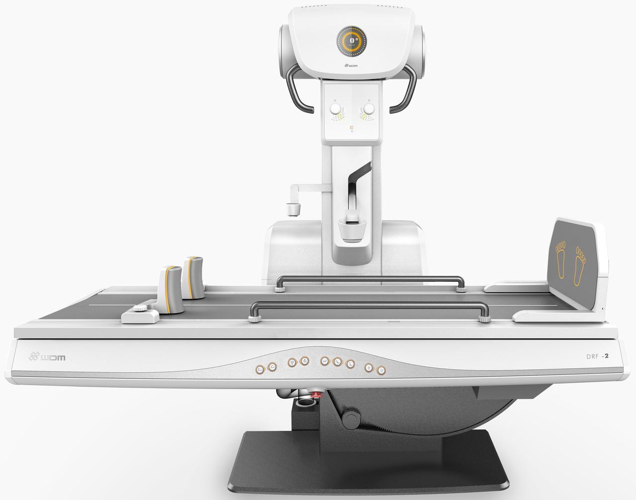 Рентгеновская система на 3 рабочих места CCD+DR Wandong