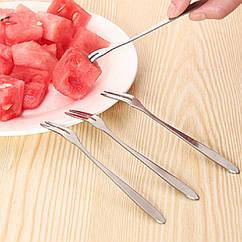 Набор десертных вилок - в наборе 4шт., длина одной вилки 13,5см