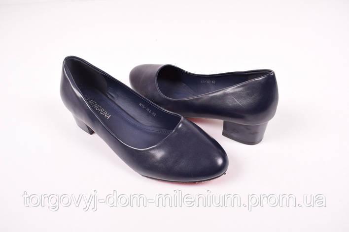 Туфли женские MENGFUNA W15-162 Размер:43, фото 2