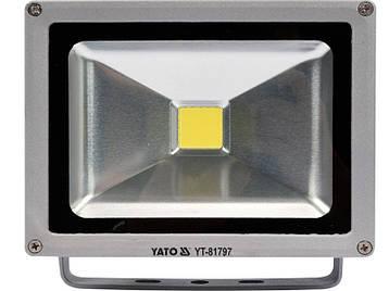 Світлодіодний прожектор Yato YT-81797, фото 2