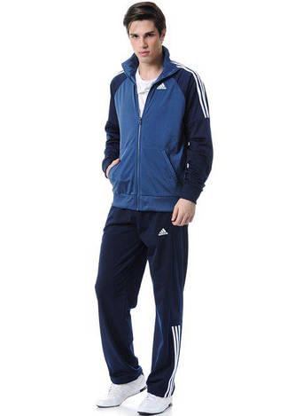 Оригинальный мужской спортивный костюм Adidas TS RIBERIO  продажа ... 358fc1153d4