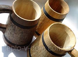 Келих дерев'яний 0.5 л