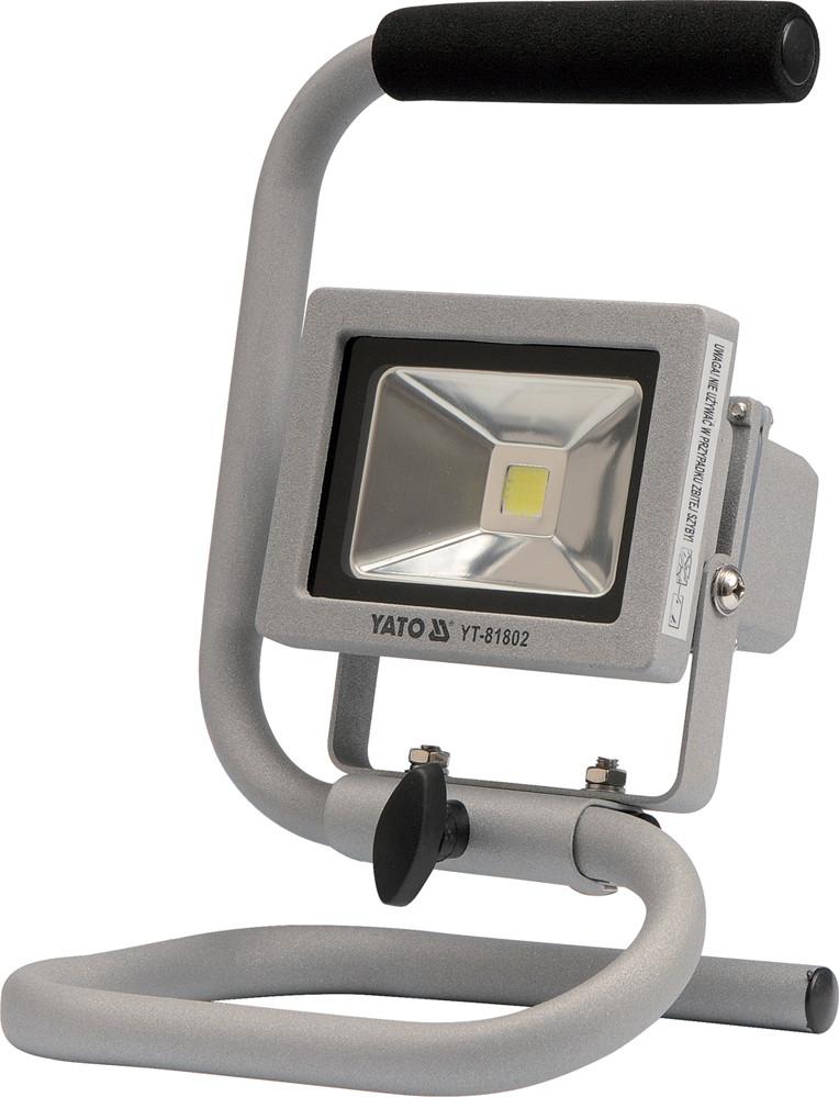 Переносной светодиодный прожектор Yato YT-81802