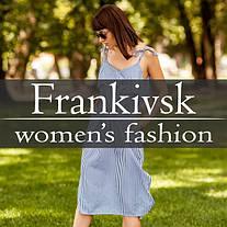 Повсякденне плаття-майка Boho в трьох кольорах від Frankivsk Fashion