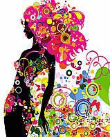 """Раскраска Антистресс для взрослых и детей """"Моя музыка"""", 40 х 50 см , С Коробкой"""
