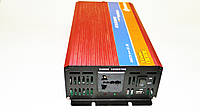 Инвертор Power Inverter Powerone 3000W 12V в 220V с функцией плавного пуска, фото 3