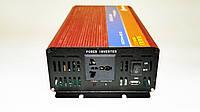 Инвертор Power Inverter Powerone 3000W 12V в 220V с функцией плавного пуска, фото 4
