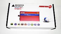 Инвертор Power Inverter Powerone 3000W 12V в 220V с функцией плавного пуска, фото 6