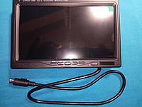 Монитор для видеонаблюдения 7 дюймов с AV, VGA и HDMI входами, фото 1