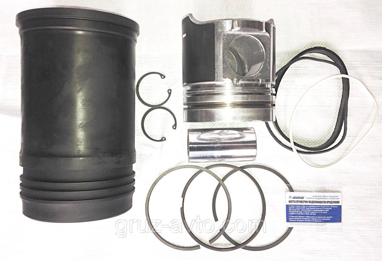 Комплект гильза с поршнем ЯМЗ - 7511-1004006-10 гр. Б (Дальнобой, г. Кострома)
