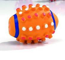 Игрушка латекс мяч-регби (19-1)
