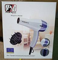 Фен для волос c диффузором Promotec PM2306 (3000W) , фото 1